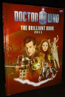 Doctor Who: The Brilliant Book 2011 - Hardcover